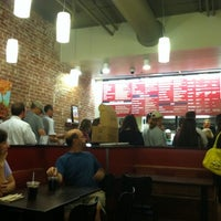 Photo taken at Boloco by J $. on 8/31/2011