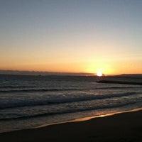 Photo taken at Praia do CDS by Tito S. on 7/6/2011