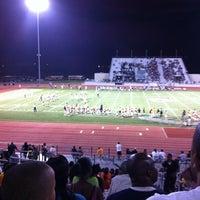 Photo taken at Tiger Stadium by Wendy J. on 9/10/2011