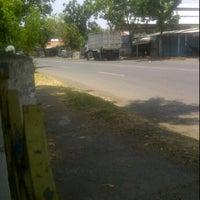 Photo taken at Jalan Pantura Cirebon - Indramayu by Mohammad S. on 10/12/2011
