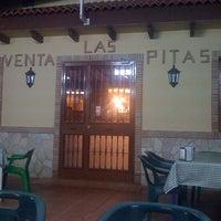 Photo taken at Venta Las Pitas by Adrian G. on 2/15/2011