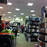 Photo taken at Barnes & Noble by Rob H. on 12/8/2011