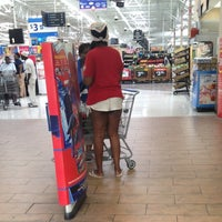 Photo taken at Walmart Supercenter by alexis on 7/6/2012
