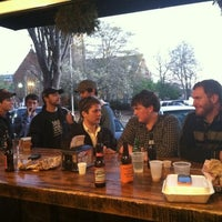 Photo taken at Moe's Original BBQ by Paul W. on 3/4/2012