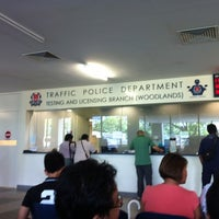 Photo taken at Singapore Safety Driving Centre (SSDC) by Arima K. on 3/6/2012