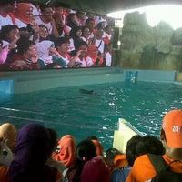 Photo taken at Pentas Lumba - Lumba by Lya I. on 7/7/2012