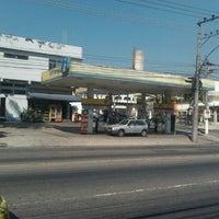 Photo taken at Posto Ipiranga by Marcos A. on 8/16/2011