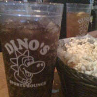 Photo taken at Dino's Sports Lounge by Jen T. on 5/1/2011