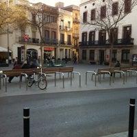Foto tomada en Plaça d'Orfila por JUAN C. el 1/24/2012