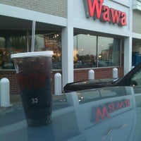 Photo taken at Wawa by Fred D. on 3/23/2012