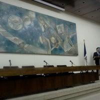 Photo taken at Salón de Honor - Universidad de Santiago de Chile by Mario E. M. on 5/31/2012