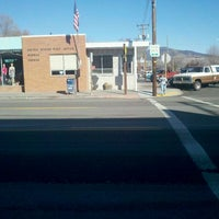 Photo taken at Merrill Post Office by Susan K. on 1/27/2012