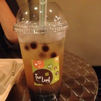 Photo taken at Tea Leaf Cafe by Samantha N. on 6/10/2012