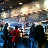 Photo taken at Cafe Borrone by Casey Lynn J. on 4/12/2012