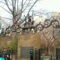 Photo taken at Central Park - Tisch Children's Zoo by C. (Flav) C. on 2/10/2012