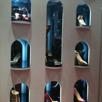 Photo taken at Christian Louboutin by Carole on 4/20/2011