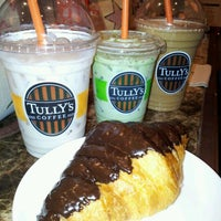 Photo taken at Tully's Coffee by Adidah A. on 12/26/2011