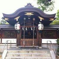 4/30/2012にsaxpoohが晴明神社で撮った写真