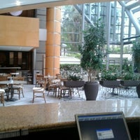 Photo taken at Golden Tulip Park Plaza by Natália M. on 1/1/2012