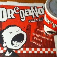 Photo taken at Oregano's Pizza Bistro by Arc G. on 7/16/2012