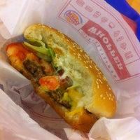 Photo taken at Burger King by BORI M. on 6/6/2012