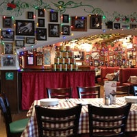 Photo taken at Buca Di Beppo by Luz C. on 4/29/2012