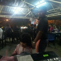 Photo taken at cengkih restoran & cafe by Lina H. on 7/1/2012