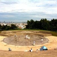 Photo taken at Asahiyama Kinen Park by TKSS on 8/26/2012