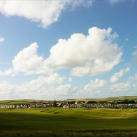 Photo taken at Bude And North Cornwall Golf Club by iKristof .. on 7/29/2012