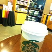 Photo taken at Starbucks by Marika O. on 3/28/2012
