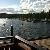 Photo taken at Satamakapteeni by Lennu K. on 8/5/2012