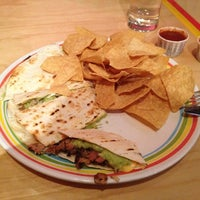 Photo taken at La Taqueria Mexicaine by Vincent L. on 3/13/2012