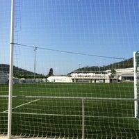 Photo taken at Camp De Futbol Vilomara by TAXI650 BAGES 6. on 5/16/2012