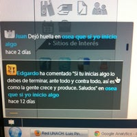 Photo taken at UNACH Universidad Virtual by Luis on 9/5/2012