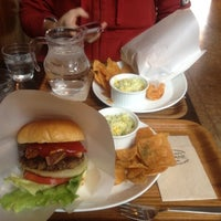 Photo taken at CAFE ZARAME by junka y. on 3/4/2012