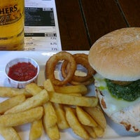 Photo taken at The Tilly Shilling (Wetherspoon) by Roman on 8/27/2012