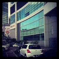Photo taken at Menara HSBC by Muhammad N. on 2/11/2012