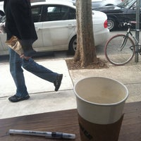 Photo taken at Shot Tower Coffee by Brandon S. on 2/19/2012