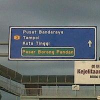 Photo taken at Exit 1404A/B/C Pandan Interchange by Hasliza on 3/4/2012