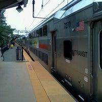 Photo taken at NJT - Madison Station (M&E) by Trevor L. on 7/13/2012