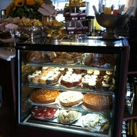 Photo taken at Alcove Cafe & Bakery by Sarah R. on 2/26/2012