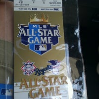 Photo taken at All Star Game by Brent H. on 7/10/2012