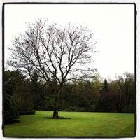 Photo taken at De tuin van VION by Roel C. on 4/10/2012