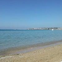 Photo taken at Orion Beach Hotel by Müjdat S. on 6/19/2012