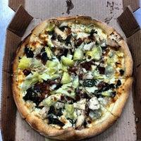 Photo taken at Laredo Pizza Factory by alex w. on 9/3/2012