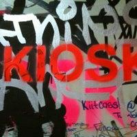 Photo taken at KIOSK by Zach M. on 6/16/2012