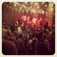 Photo taken at Village Underground by Elliot H. on 5/30/2012