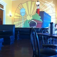 Photo taken at Patterson's Cafe by MeijiBlack on 6/15/2012
