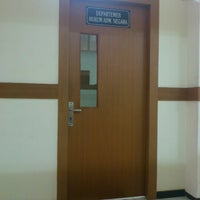 Photo taken at Departemen Hukum Adm. Negara by Irvani B. on 7/11/2012