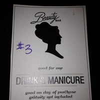 Photo taken at Beauty Bar by Adriana on 4/10/2012